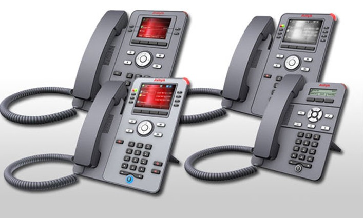 Avaya J100 series IP Phone Dubai